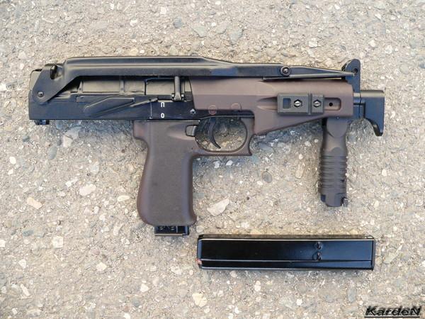 пистолет-пулемет СР 2М фото 24