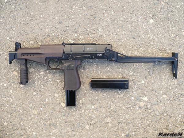 пистолет-пулемет СР 2М фото 25