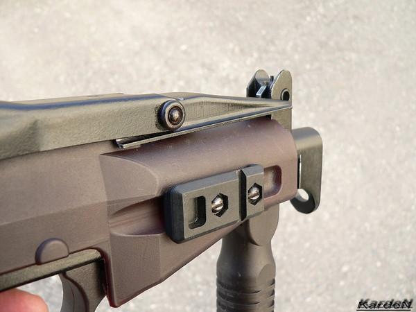 пистолет-пулемет СР 2М фото 29