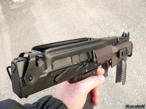 пистолет-пулемет СР 2М фото 30