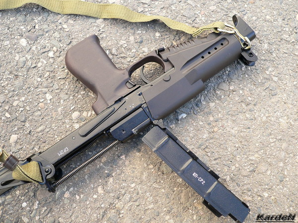 пистолет-пулемет СР 2М фото 34