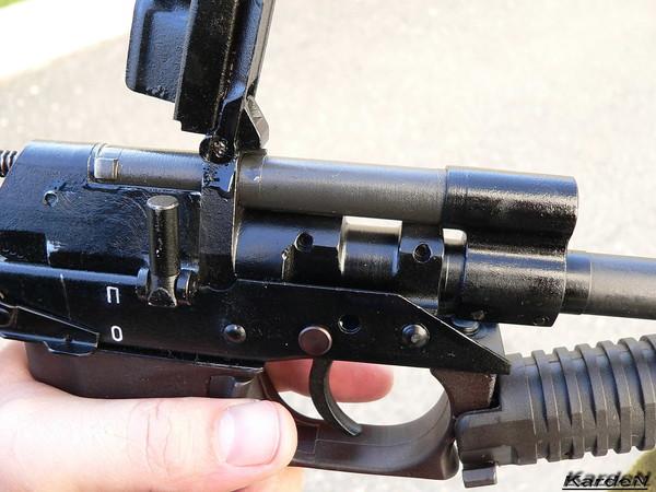 пистолет-пулемет СР 2М фото 36
