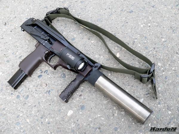 пистолет-пулемет СР 2М фото 54