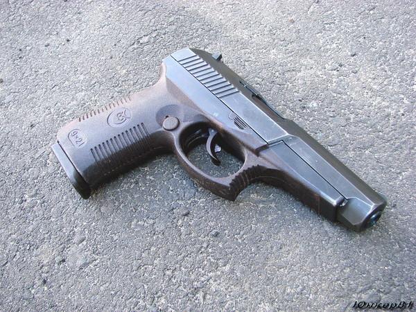 пистолета Сердюкова СР1М фото 2