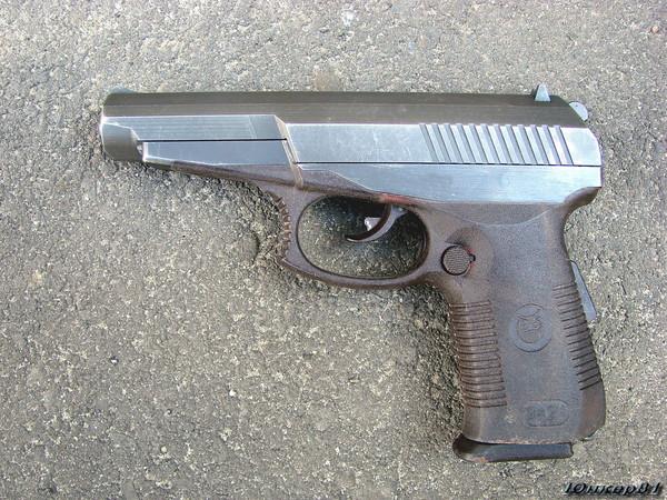 пистолет СР1М