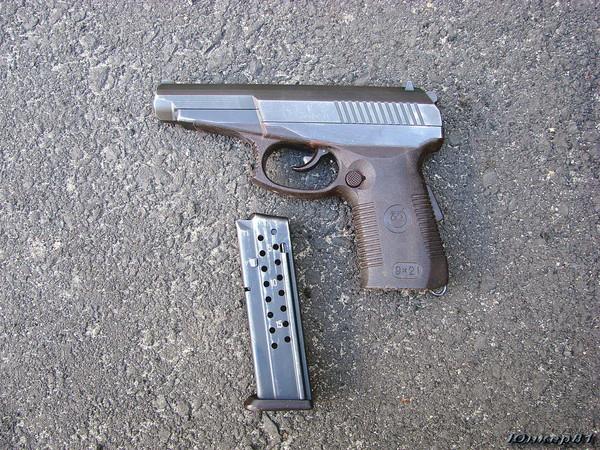 пистолета Сердюкова СР1М фото 8