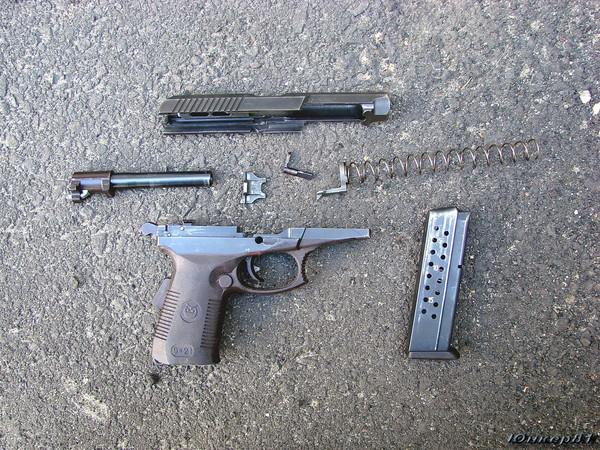 пистолета Сердюкова СР1М фото 9