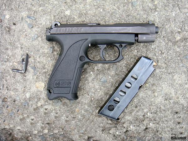 пистолет Грязева-Шипунова - ГШ-18 фото 1