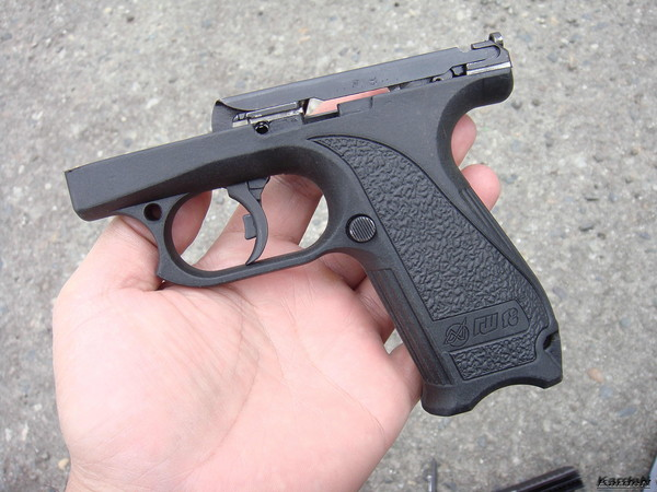 пистолет Грязева-Шипунова - ГШ-18 фото 2