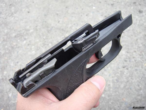 пистолет Грязева-Шипунова - ГШ-18 фото 5