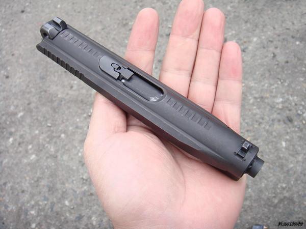 пистолет Грязева-Шипунова - ГШ-18 фото 8