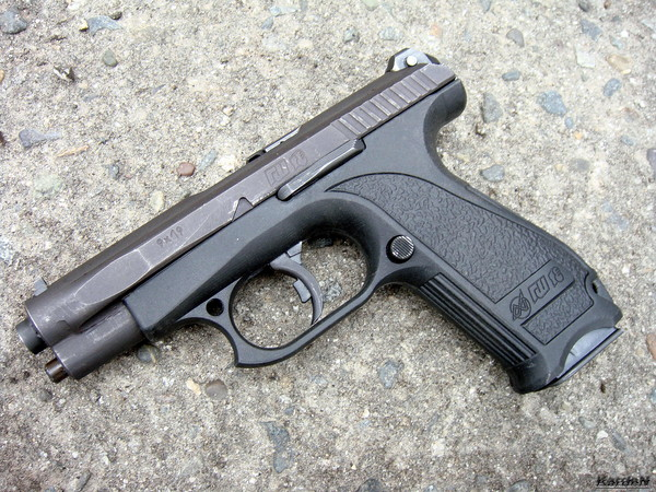 пистолет Грязева-Шипунова - ГШ-18 фото 12