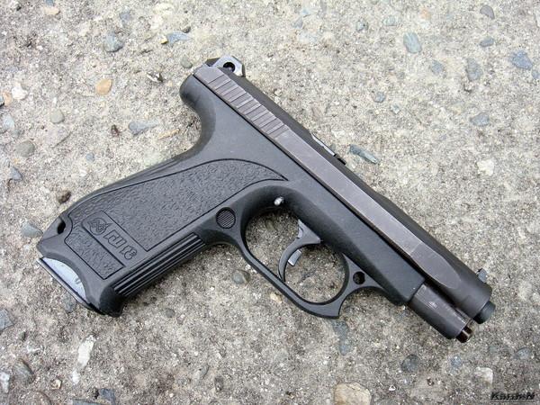пистолет Грязева-Шипунова - ГШ-18 фото 13