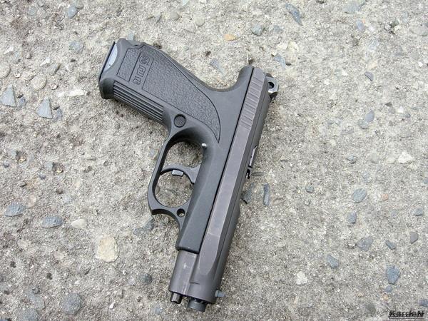 пистолет Грязева-Шипунова - ГШ-18 фото 14