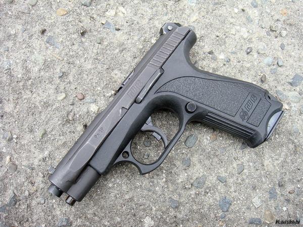 пистолет Грязева-Шипунова - ГШ-18 фото 15