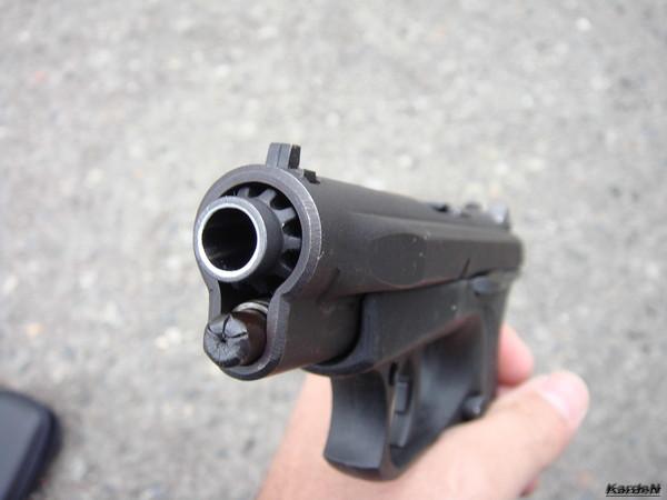 пистолет Грязева-Шипунова - ГШ-18 фото 20