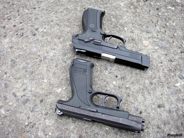 пистолет Грязева-Шипунова - ГШ-18 фото 24