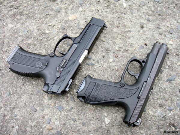 пистолет Грязева-Шипунова - ГШ-18 фото 25