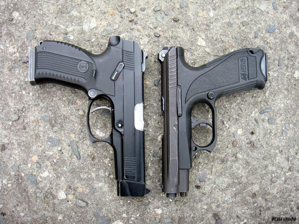 пистолет Грязева-Шипунова - ГШ-18 фото 29