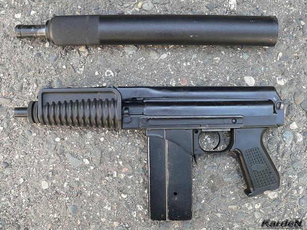 9A-91 shortened assault rifles, photo 4