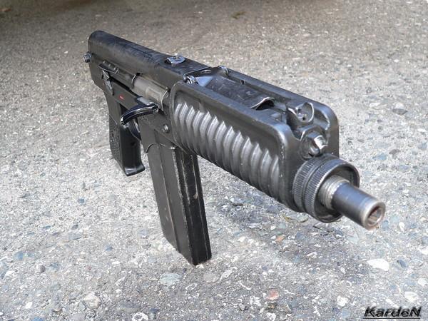 9A-91 shortened assault rifles, photo 5