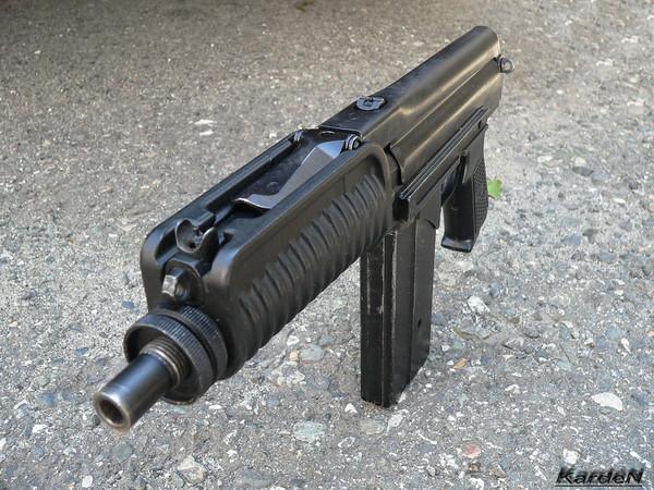 9A-91 shortened assault rifles, photo 6