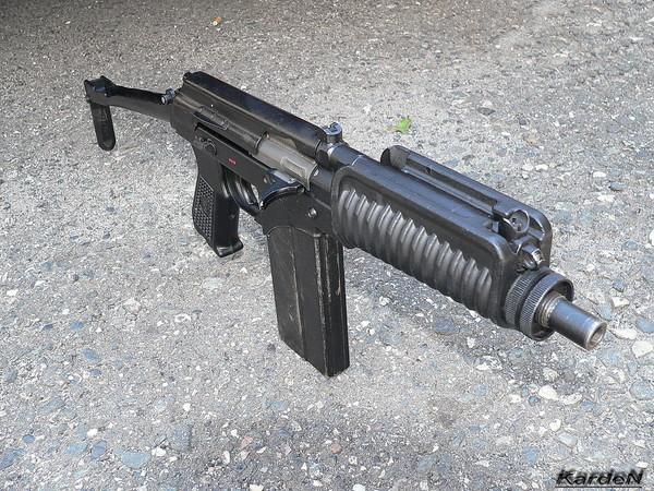 9A-91 shortened assault rifles, photo 7