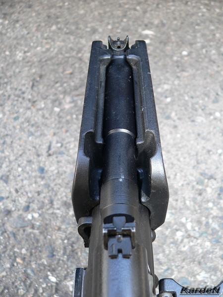 Укороченный автомат 9А-91 фото 8