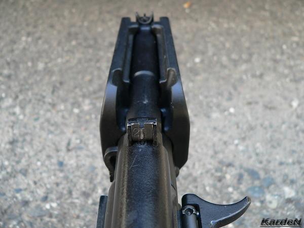 9A-91 shortened assault rifles, photo 8