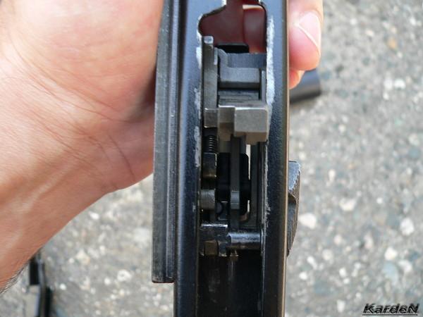 Укороченный автомат 9А-91 фото 40