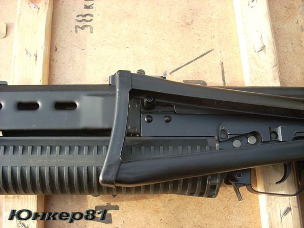 пистолет-пулемет ПП-19 «Бизон» фото 1