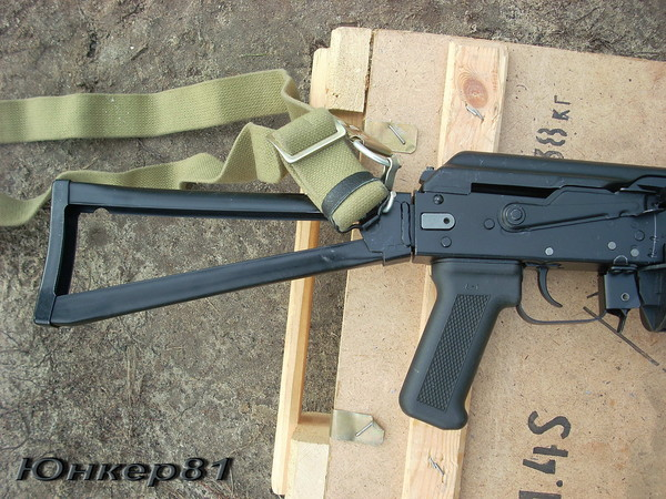 пистолет-пулемет ПП-19 «Бизон» фото 6