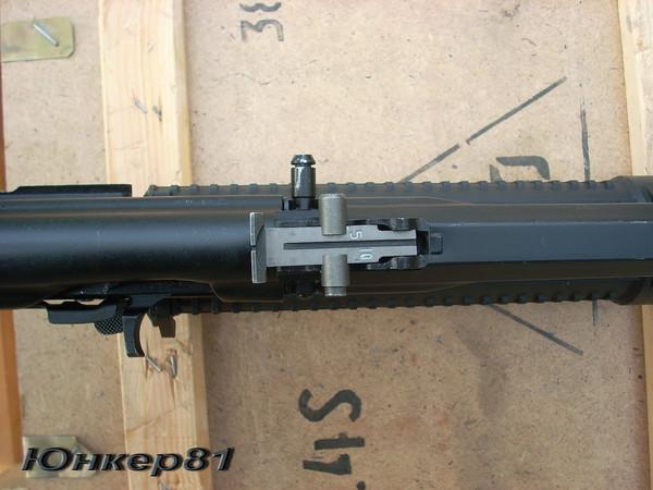 пистолет-пулемет ПП-19 «Бизон» фото 7