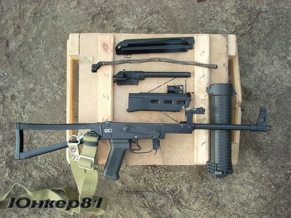 пистолет-пулемет ПП-19 «Бизон» фото 8