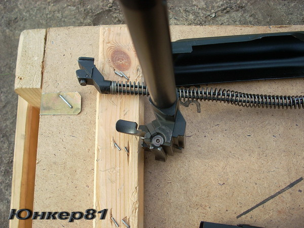 пистолет-пулемет ПП-19 «Бизон» фото 10