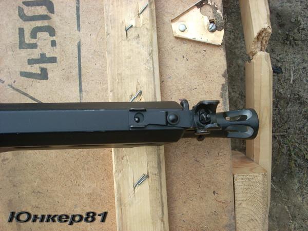 пистолет-пулемет ПП-19 «Бизон» фото 16