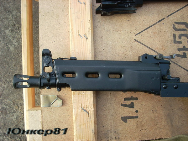 пистолет-пулемет ПП-19 «Бизон» фото 17