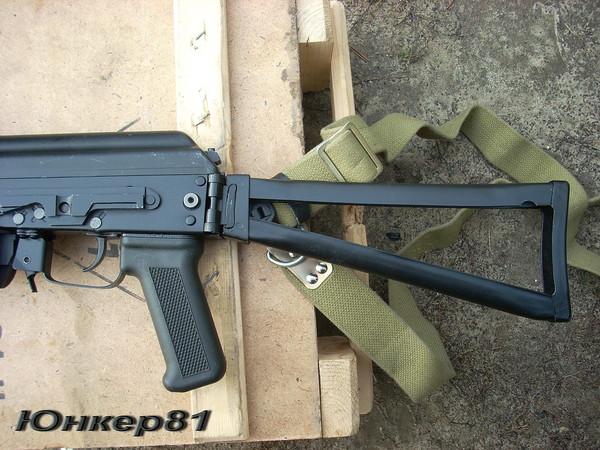 пистолет-пулемет ПП-19 «Бизон» фото 26