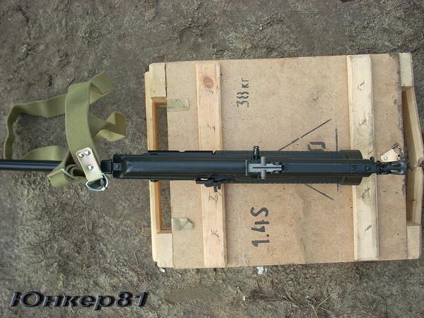 пистолет-пулемет ПП-19 «Бизон» фото 34