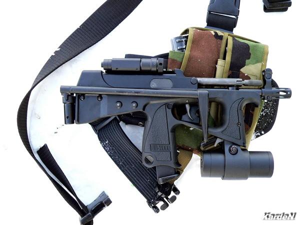 пистолет-пулемет ПП-2000 фото 1
