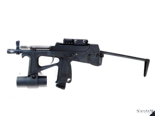 пистолет-пулемет ПП-2000 фото 3