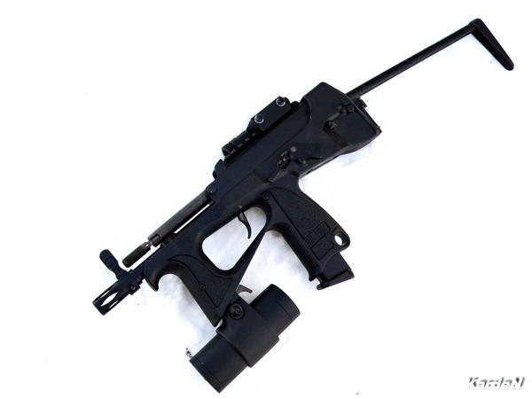 пистолет-пулемет ПП-2000 фото 4