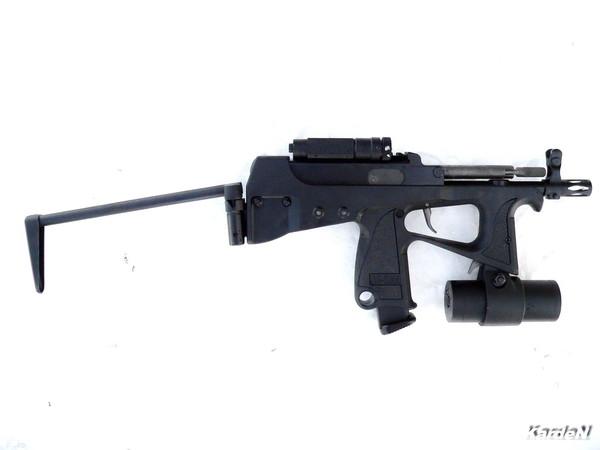 пистолет-пулемет ПП-2000 фото 5