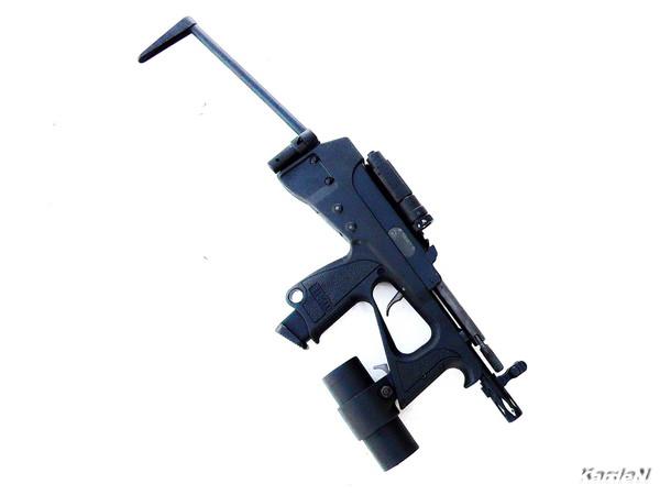 пистолет-пулемет ПП-2000 фото 6