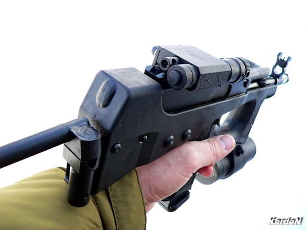 пистолет-пулемет ПП-2000 фото 7