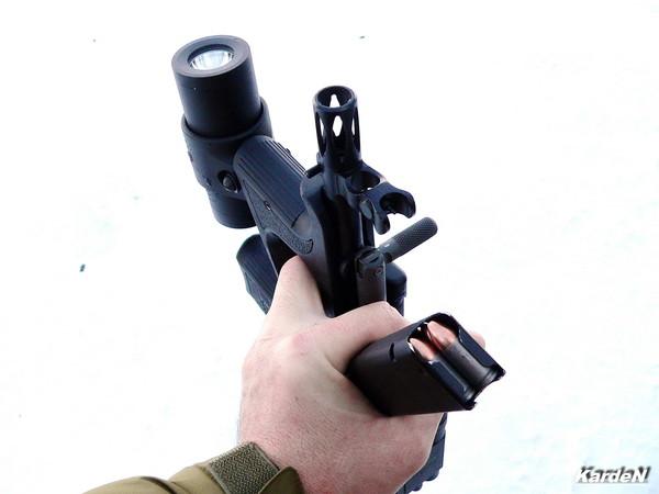 пистолет-пулемет ПП-2000 фото 10