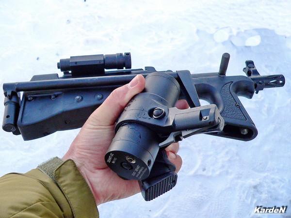 пистолет-пулемет ПП-2000 фото 12