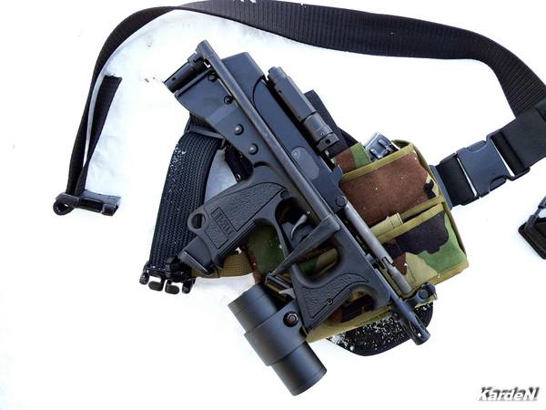 пистолет-пулемет ПП-2000 фото 14