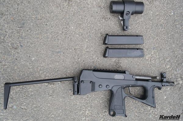 пистолет-пулемет ПП-2000 фото 25