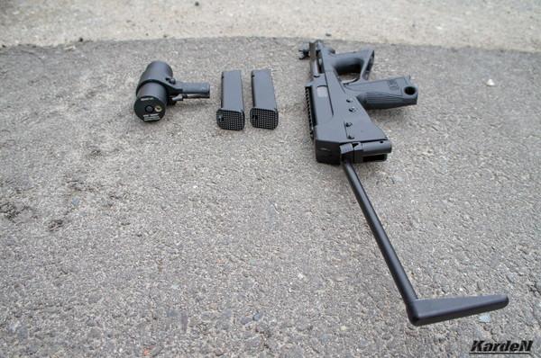 пистолет-пулемет ПП-2000 фото 27